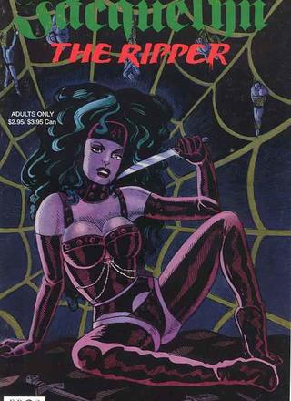 Jacquelyn the Ripper 2 by Jim Cheff