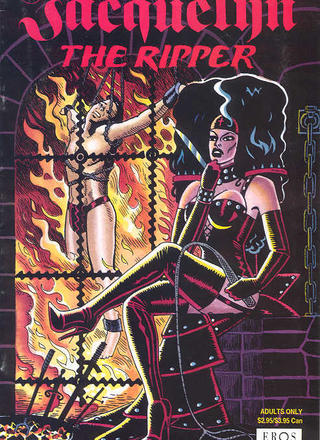 Jacquelyn the Ripper 1 by Jim Cheff