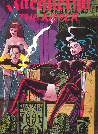 Jacquelyn the Ripper 3 by Jim Cheff