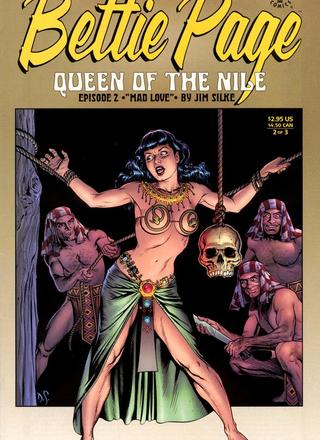 Queen Of The Nile 2 by Jim Silke