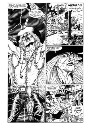 Gunfighters in Hell 5 by Joe Vigil