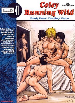 Coley Running Wild 4 by John Blackburn