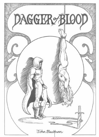 Dagger of Blood 3 by John Blackburn