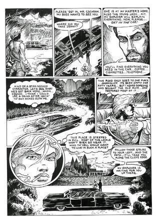 Coley Running Wild 1 by John Blackburn