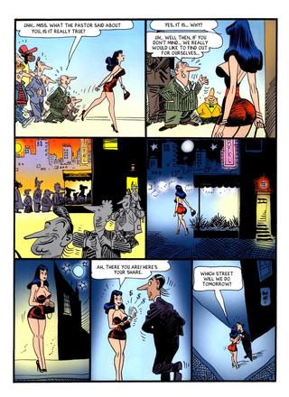 Betty by Night 1 Smiles Free by Jordi Bernet, Carlos Trillo