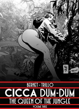 Cicca Dum Dum 3 by Jordi Bernet, Carlos Trillo