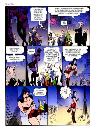 Betty by Night 2 I am the One that You Believe by Jordi Bernet, Carlos Trillo