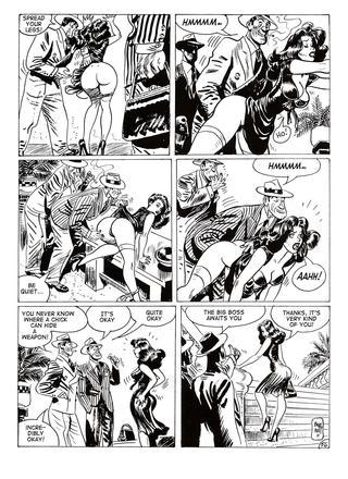 Bang Bang 1 by Jordi Bernet, Carlos Trillo