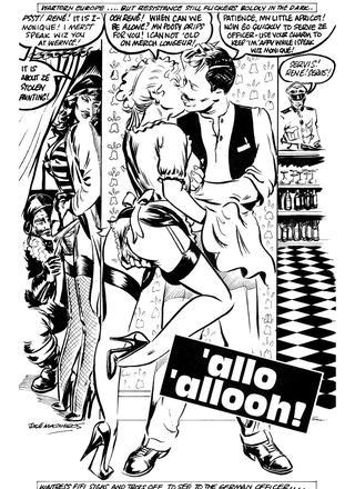 Allo Allooh by Jose Maqueros