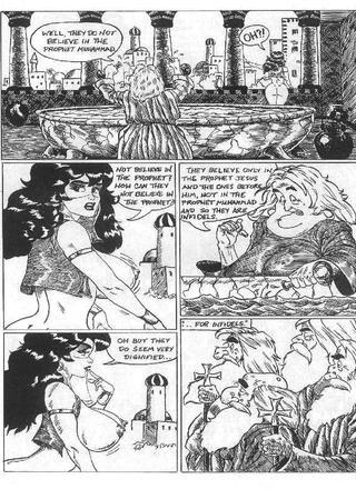 The Tale of Halima 1 by Joseph Baker