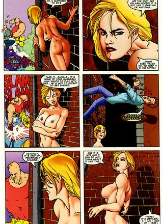 Miss Adventure 2 Second Coming by Keith Giffen, Cary Polkovitz