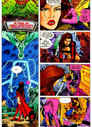 Herricane 4 There Shall come a Final Chapter by Keith Giffen