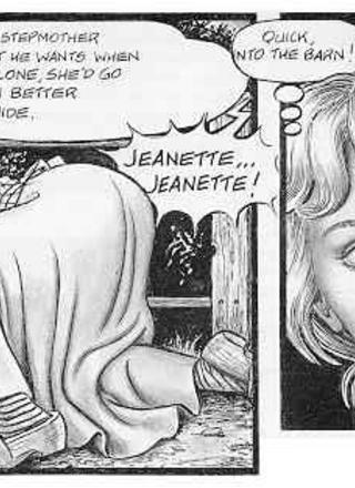 Jeanette by Kevin Breyfogle
