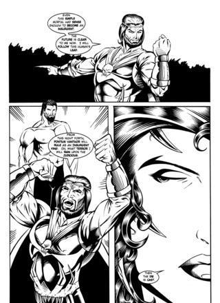 Luxura Battle Unes 2 by Kirk Lindo
