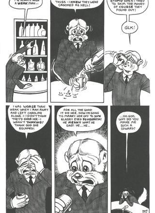 Savage Funnies by Kjartan Arnorsson