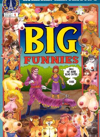 Big Funnies 1 by Kjartan Arnorsson