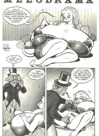 Big Funnies 7 by Kjartan Arnorsson