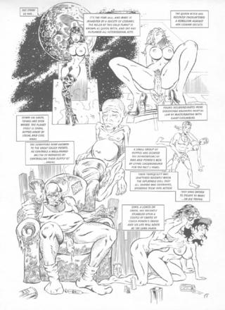 Yuppies Rednecks and Lesbian Bitches on Mars 3 by Kyle Goulet, Rob Kalmbach