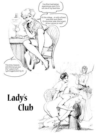 Lady's Club by Leone Frollo
