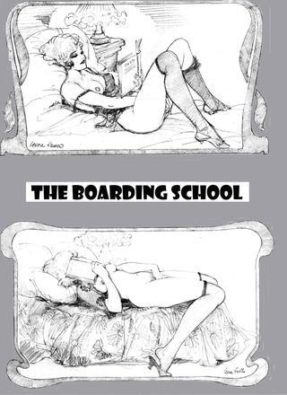The Boarding School by Leone Frollo