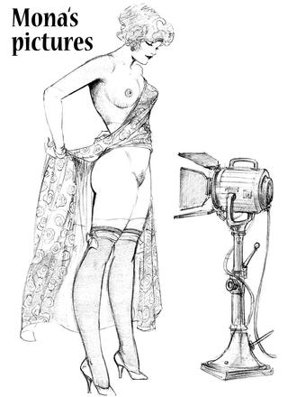 Mona's Pictures by Leone Frollo