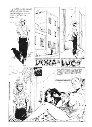 Dora and Lucy by Liszt