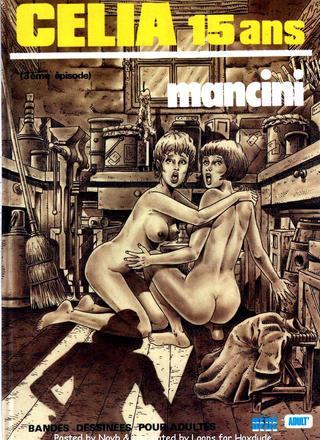 Celia 3 by Mancini