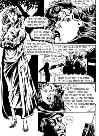 Sever The Devil's Advocate 2 by Marcelo Bravo, Albert Solano