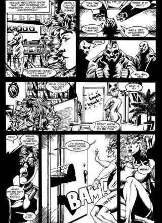 Sever The Devil's Advocate 1 by Marcelo Bravo, Albert Solano