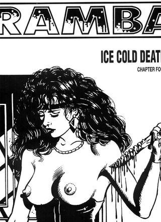 Ice cold Death by Marco Delizia, Rossano Rossi