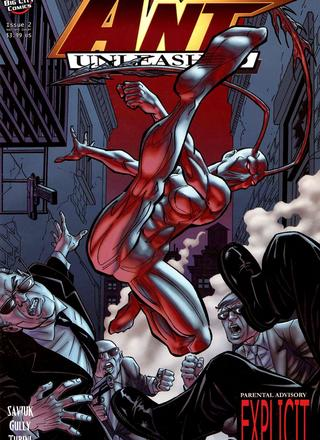 Ant Unleashed 2 by Mario Gully