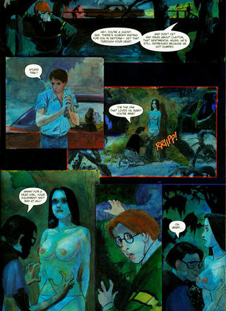 The Hitching Girl by Mark Kneece, Bo Hampton