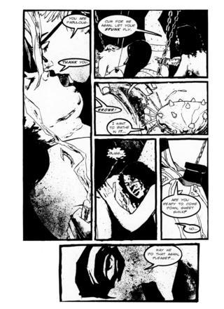 The Thorn Garden 3 Hard Love by Meroe Elahi, Wilfred