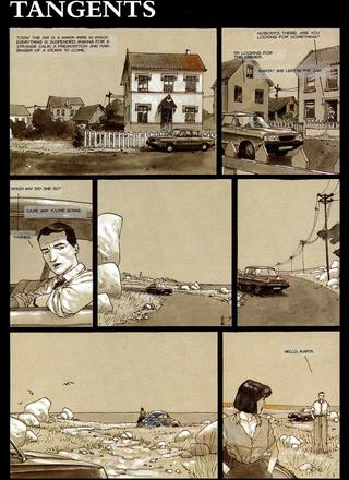 Tangents by Miguel Prado