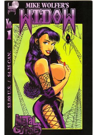 Widow Metal Gypsies 1 by Mike Wolfer