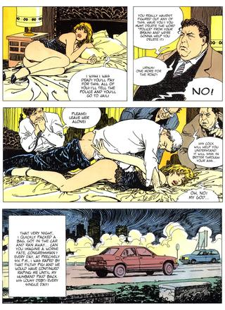 Fatal Rendezvous by Milo Manara