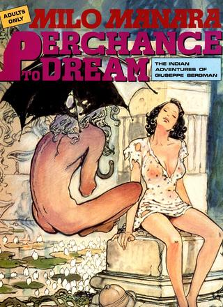 Perchance to Dream van Milo Manara