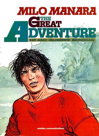 The Great Adventure HP and Giuseppe Bergman by Milo Manara