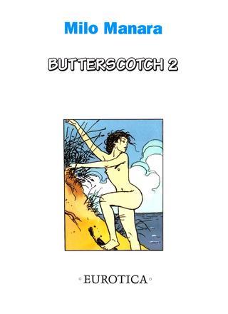 Butterscotch 2 by Milo Manara