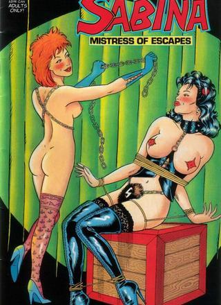 Sabina Mistress of Escapes 2 by Naring