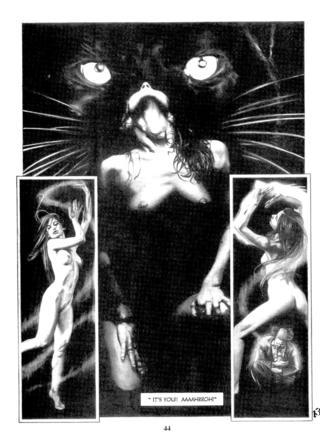 Black as Night by Nebular