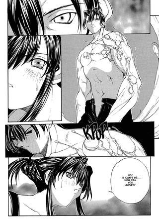 Sex Warrior Isane XXX 6 by Okawari