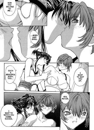 Sex Warrior Isane XXX 5 by Okawari