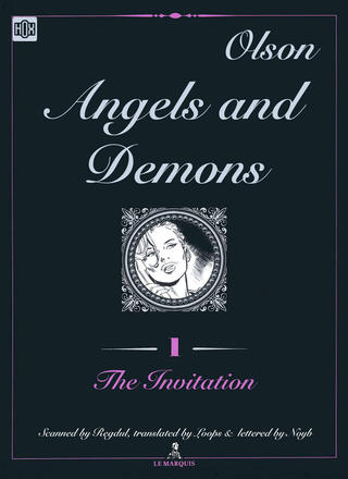 Angels and Demons 1 by Olson