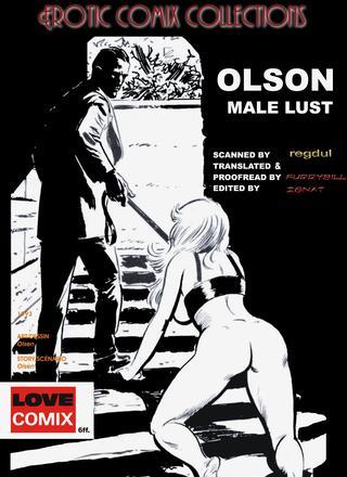 Male Lust by Olson