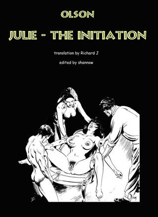 Julie - The Initiation by Olson