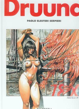 Druuna 2 Morbus Gravis 2 von Paolo Eleuteri Serpieri