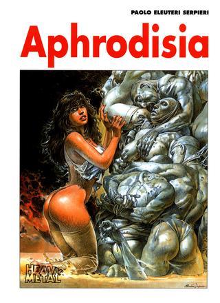 Druuna 6 Aphrodisia de Paolo Eleuteri Serpieri
