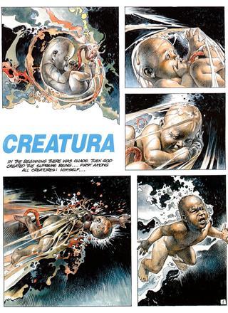 Druuna Creatura by Paolo Eleuteri Serpieri