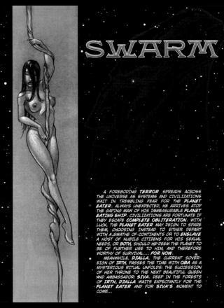 Swarm 1 by Patrick Conlon